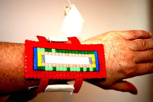 Its a Keeper - Hama Beads Bracelet