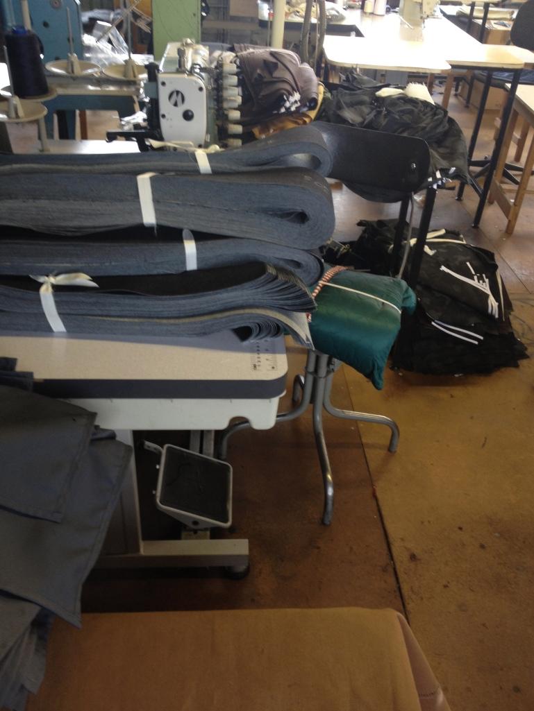 British Jeans Factory - London Denim