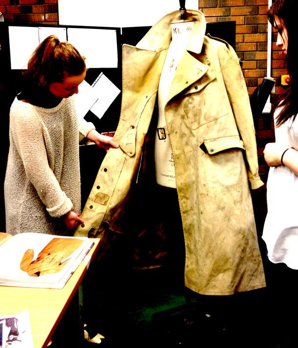 WW2 British Curriers Jacket
