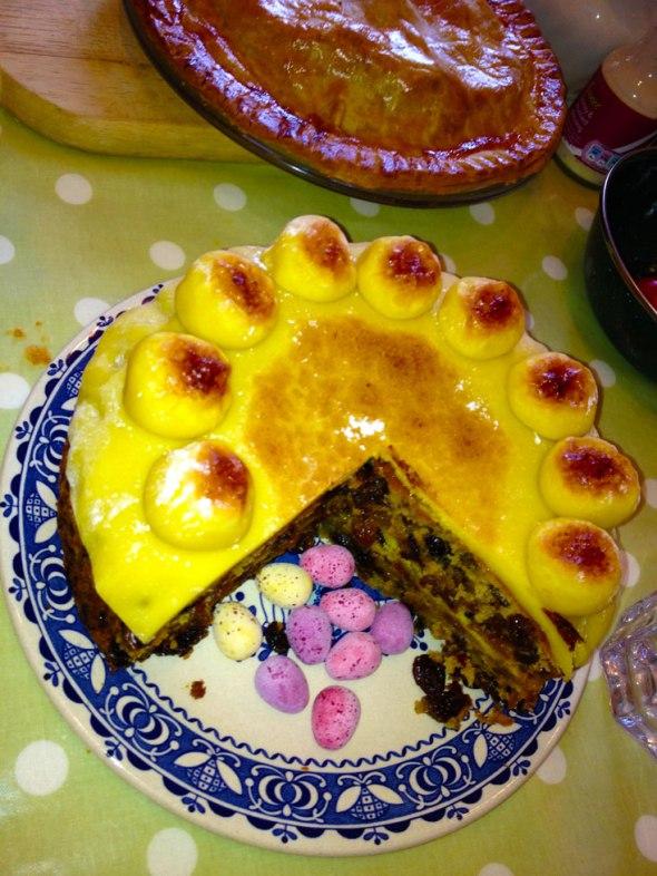 Judas Inclusive Simnel Cake