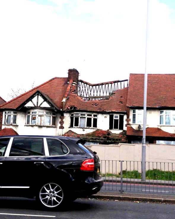 Fenrir Greyback House