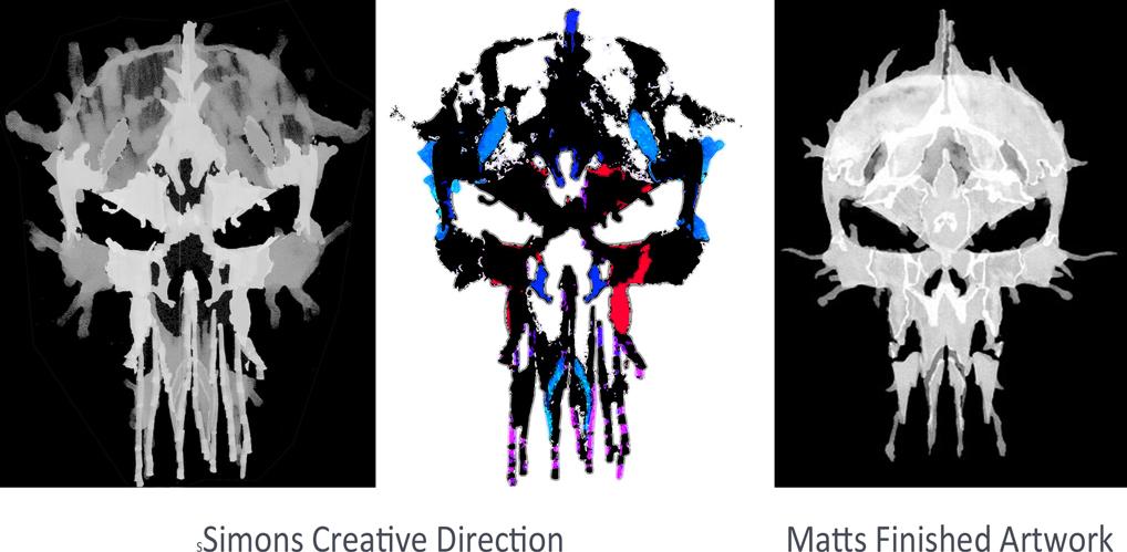 Rorschach Skull Part 2