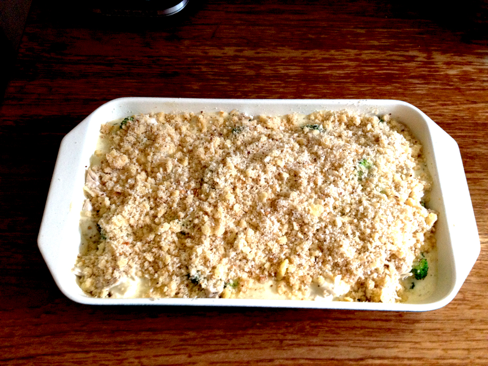 Avoca Chicken and Broc Bake