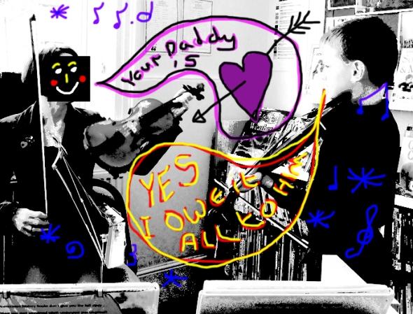 Boy the Musical Genius