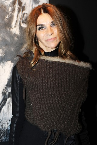 Ms C Roitfeld attends a party in 2010