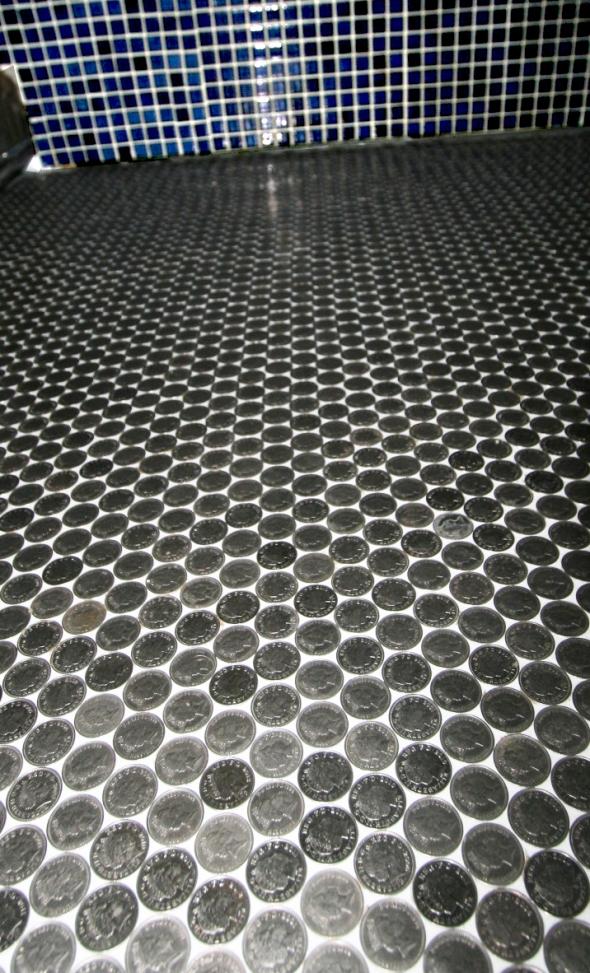 Ten Pence Floor
