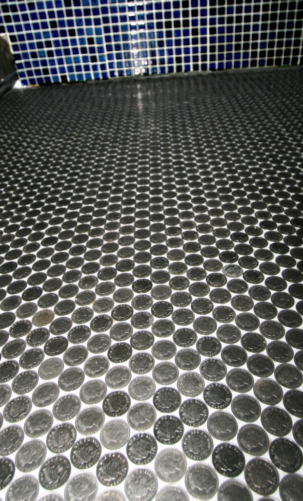Ten Pence Floor