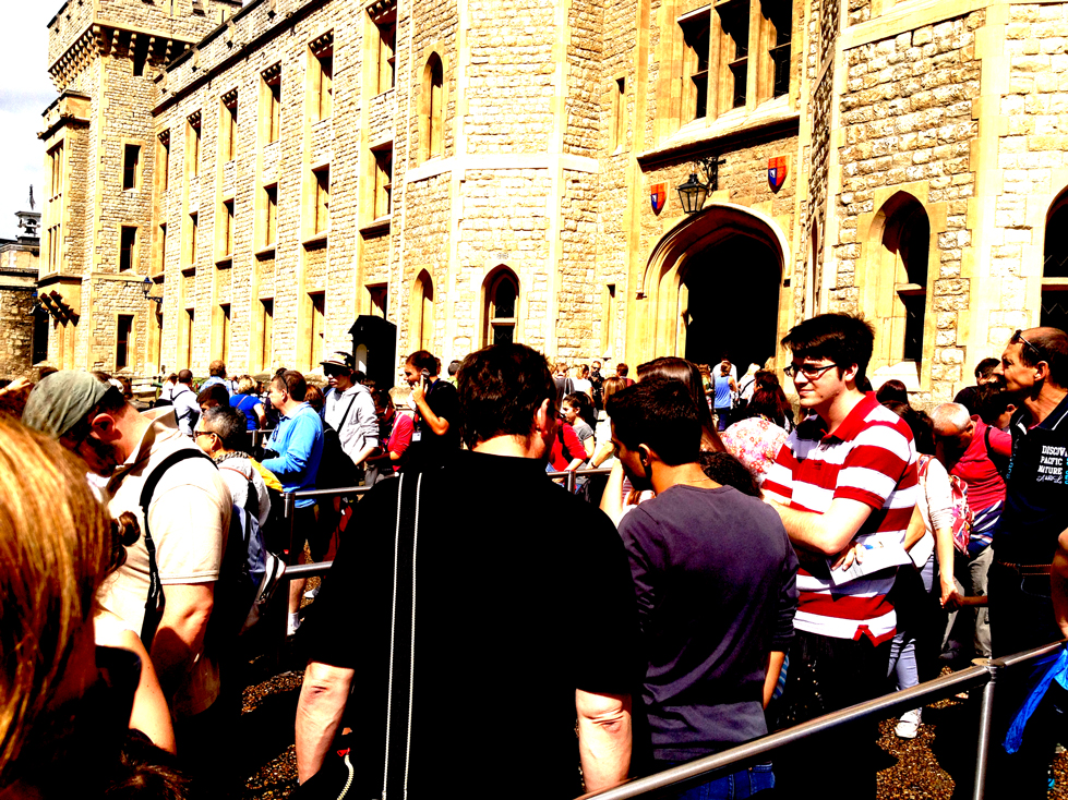 Crown Jewels Queues