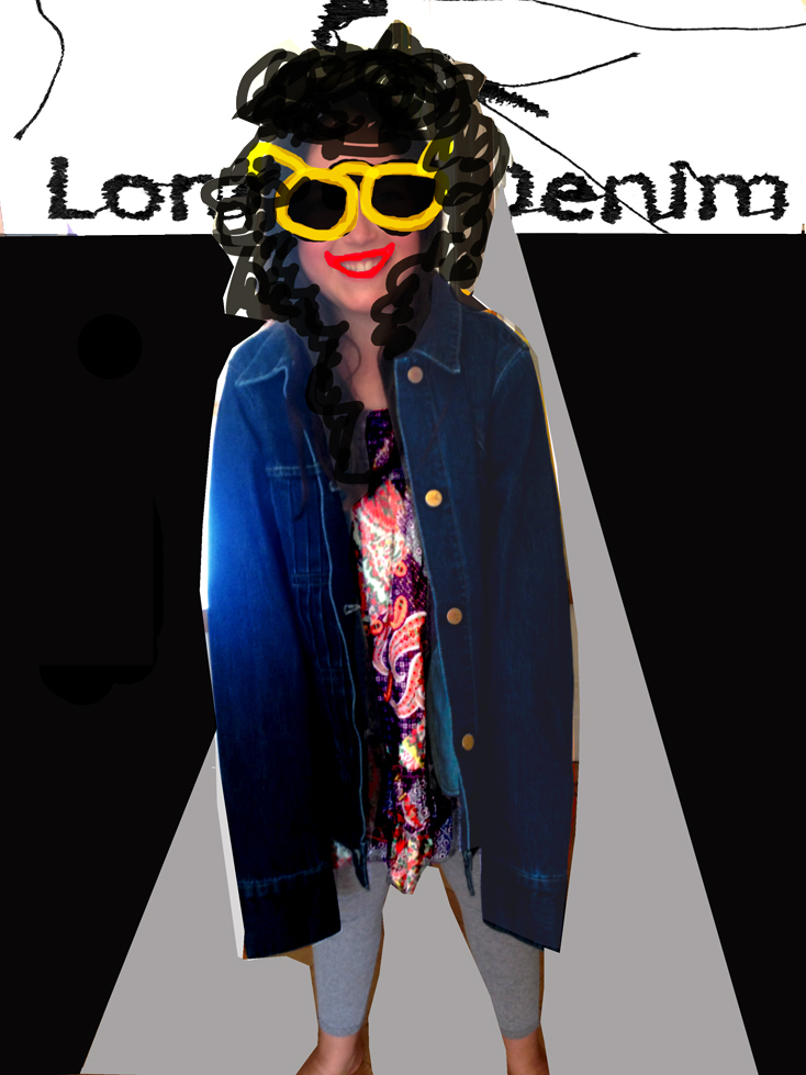 London Denim - The Huge Look